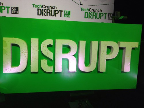 TechCrunch Disrupt  hackaton 2013 | by sylvain kalache