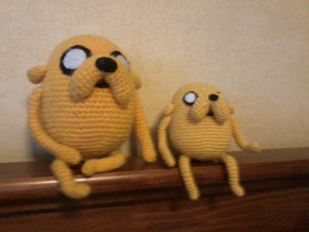 Crochet Pattern Finn The Human And Jake The Dog ENGLISH | Etsy | 768x1024