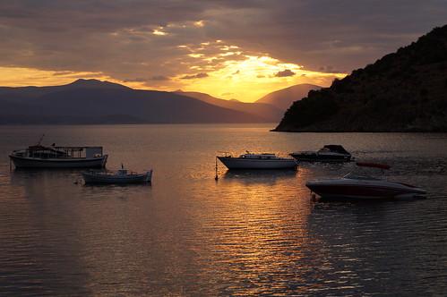 sunrise de soleil greece grèce lever tolo ellada flickraward flickraward5