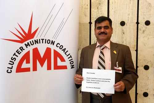 Moaffak Alkhafaji (Iraq) © Giovanni Diffidenti-CMC | by Mines Action Canada