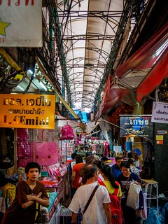 Sampeng Lane market | by maxim303