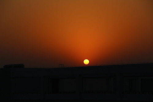 First sun rise in 2014