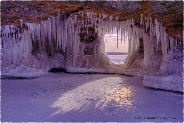 Ice Cave HDR
