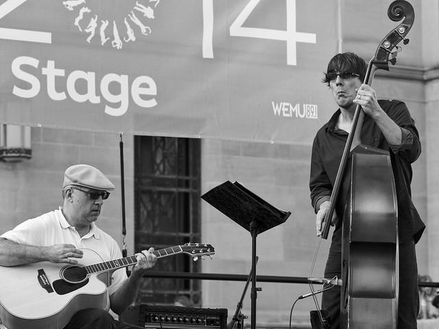 Joe Summers Gypsy Jazz Trio
