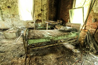 Abandoned Hospital | by Forsaken Fotos