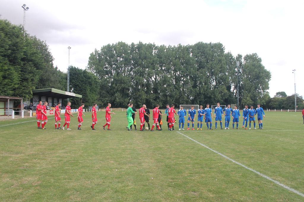 Baldock Town v Langford League 13/08/16