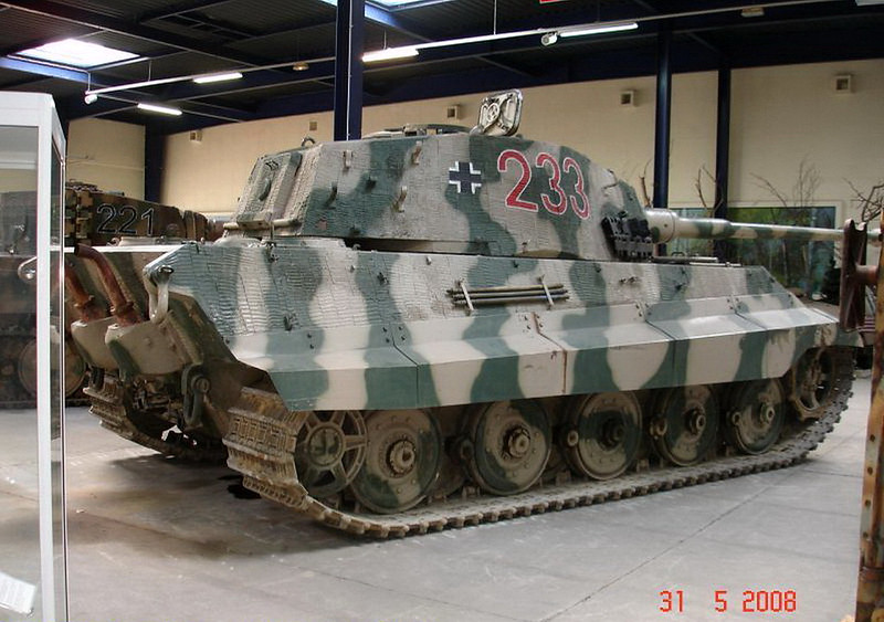 PzKpfw VI Ausf.B -Tiger II  (7)