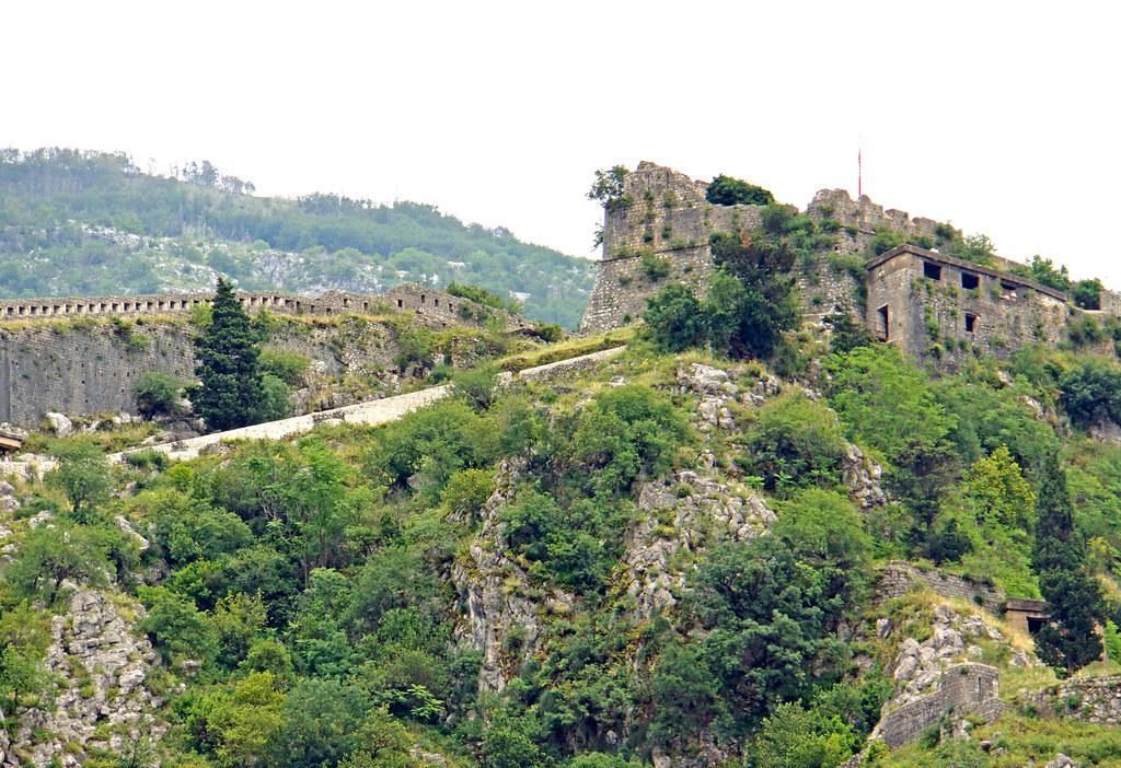Montenegro-02441 -  Fortress of St. John