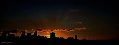 city contraluz landscape atardecer nikon ciudad colores asuncion lateafternoon rayosdesol