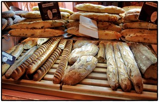 Glorious French bread   by Monica Arellano-Ongpin