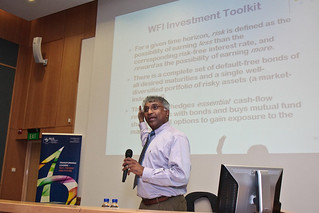 Public Lecture-Next Generation of Life-Cycle Investment Products by Prof Zvi Bodie, 8 December 2009