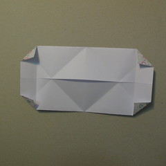 วิธีการพับกระดาษเป็นรูปหัวใจ 009