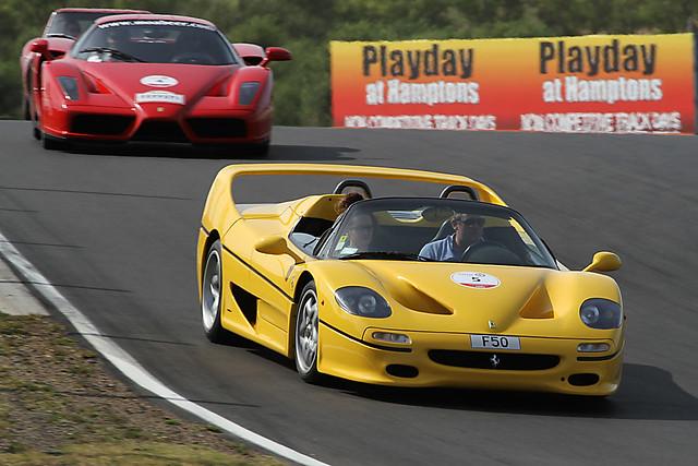 Ferrari F50 & Ferrari Enzo