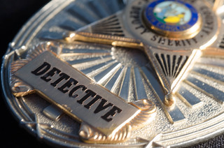 Detective badge | by Osajus Photography