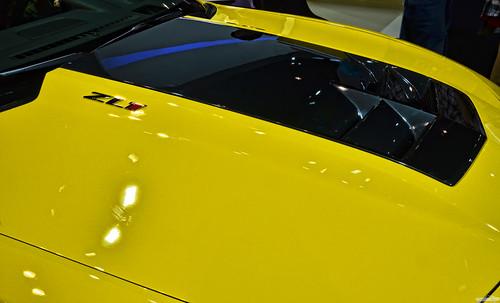 2014 Chevy Camaro ZL1 Photo