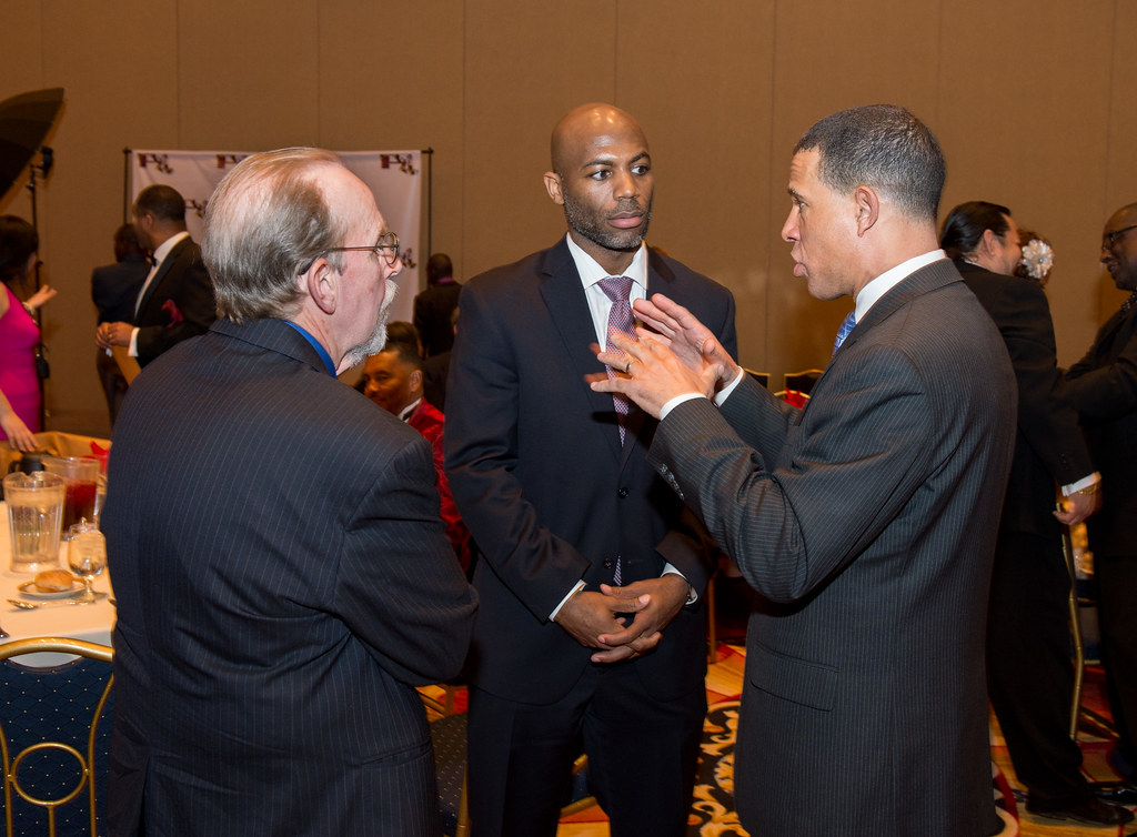 Lt. Governor Attends the MD. Black Mayors Red Carpet Gala ...