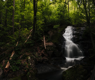 Lower Crabtree Falls [05.14.14] | by Andrew H Wagner | AHWagner Photo