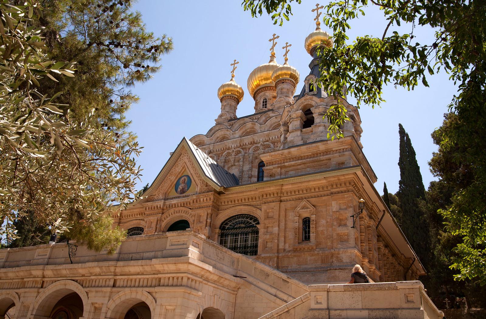 Jerusalem_Church of Mary Magdalene_1_Noam Chen_IMOT