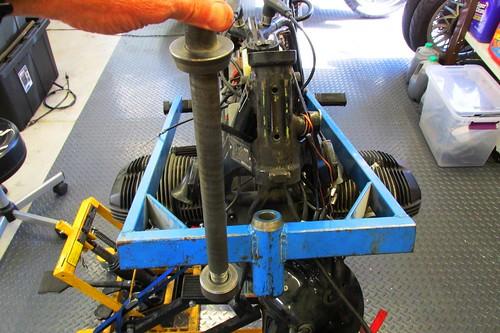 Mounting Jig Orientation & Steering Stem Bar | by Brook Reams