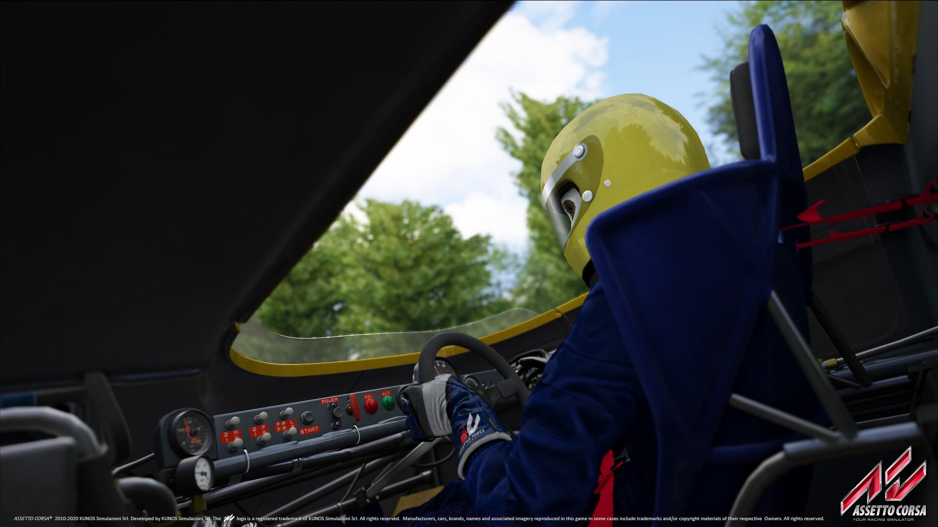 Porsche DLC 12