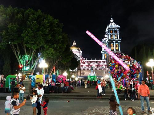 Puebla, Catedral-IMG_0342p