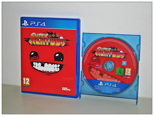 Super Meat Boy | by reimmstein