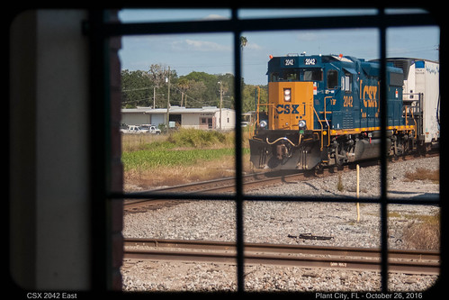 csx florida plant city train railway railroad