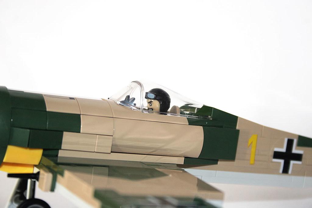 Cobi 5514 Focke-Wulf Fw 190 A-4