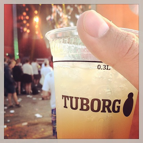 Final whiskey sour. Best drink at #rf13 #apollo #holyother | by Simon Fredslund