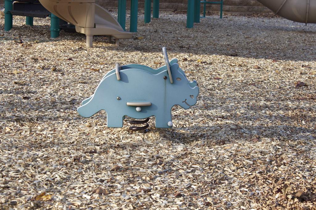 Playground Rhino | rubey_kay | Flickr