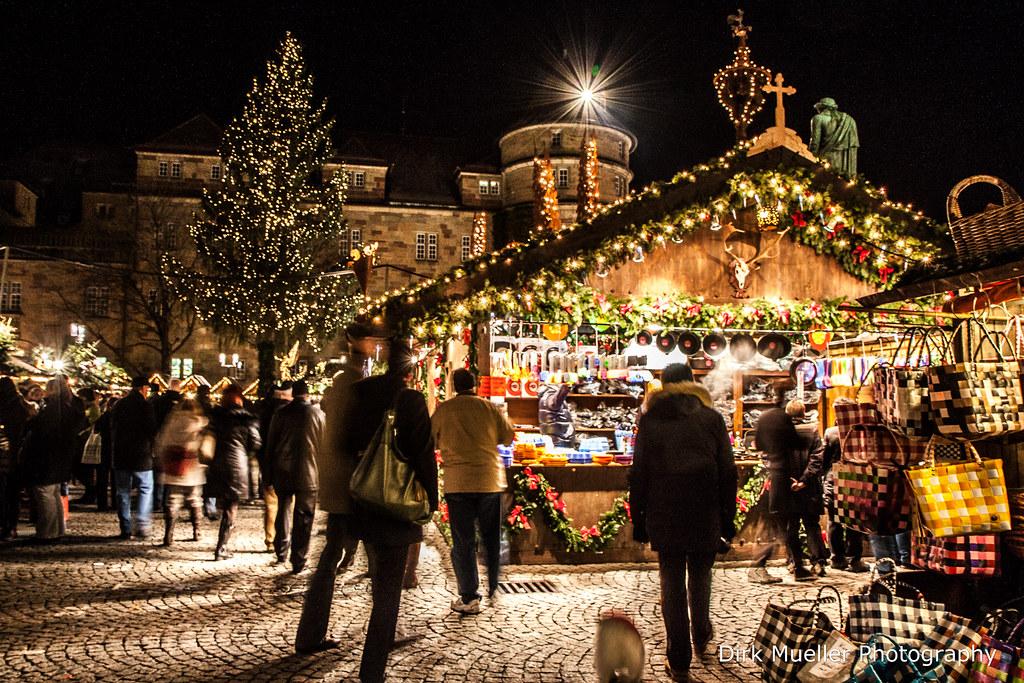 Deutschland Weihnachtsmarkt.Weihnachtsmarkt In Deutschland Ein Typischer Weihnachtsmar Flickr