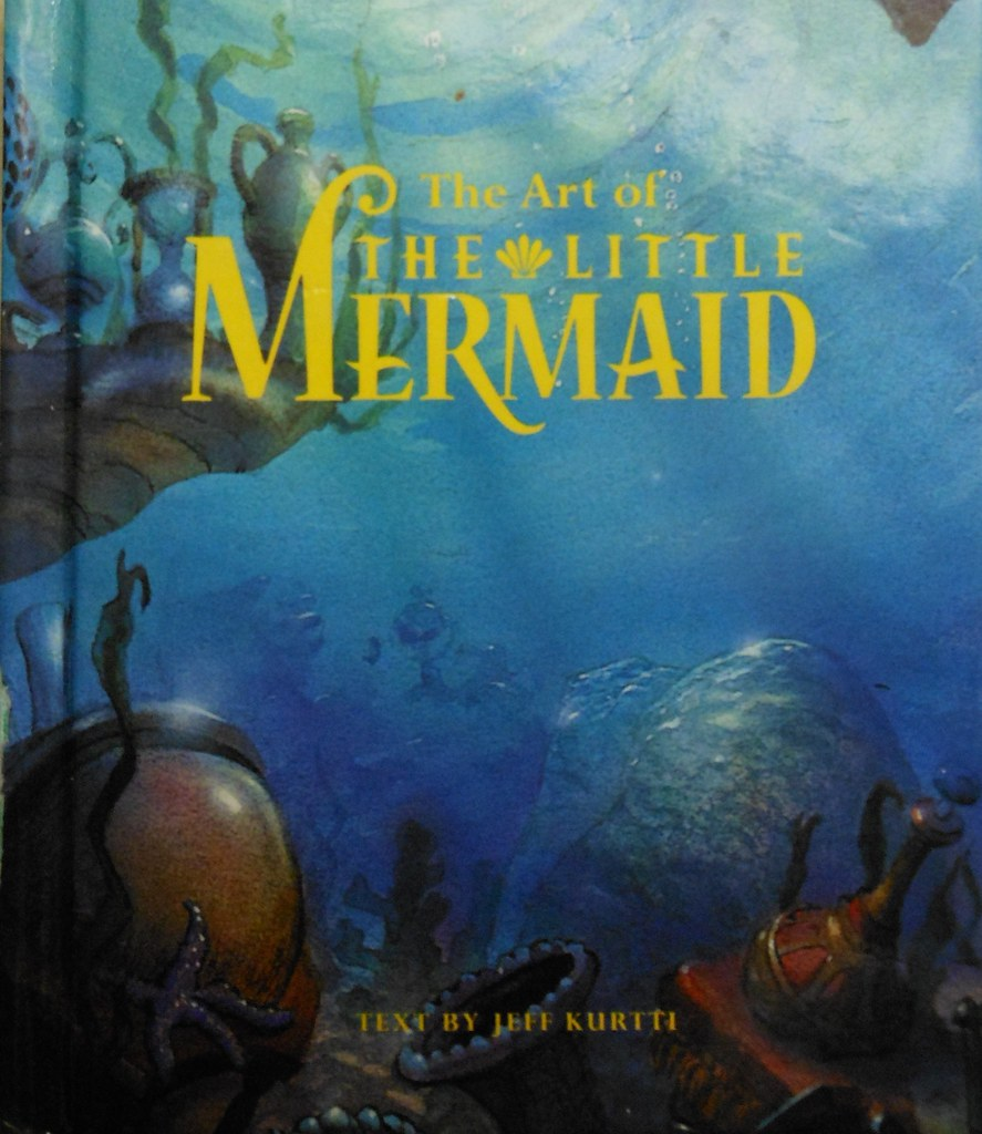 SOLD: RARE art of the little mermaid book | well its that ti… | Flickr