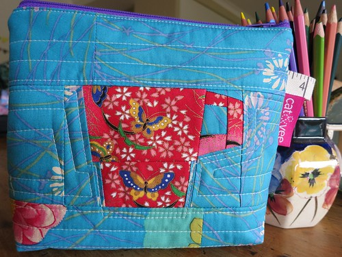 little zip pouch for a friend