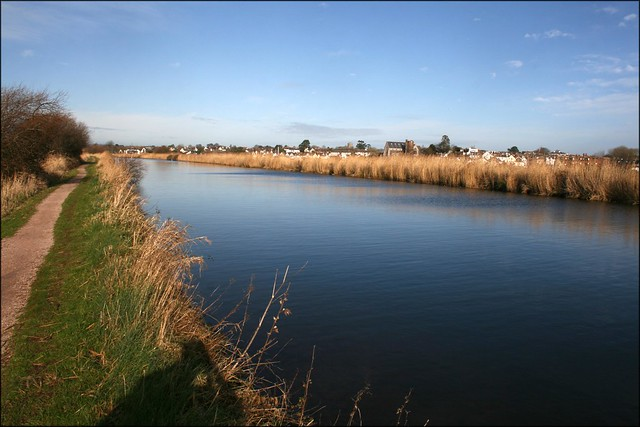 The Exeter Ship Canal