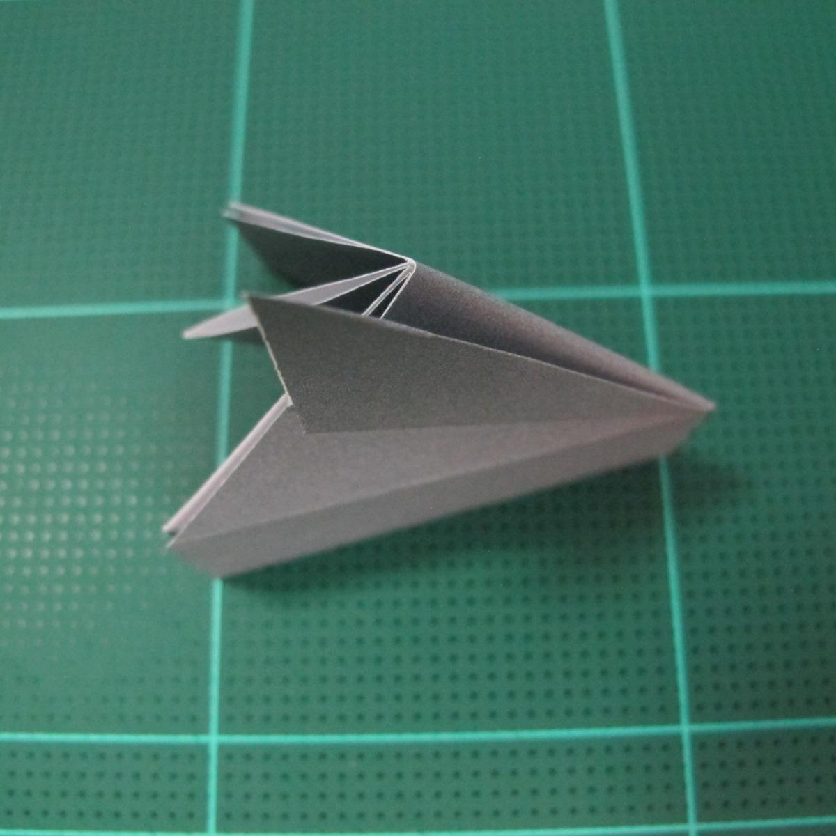 วิธีพับกล่องของขวัญแบบโมดูล่า (Modular Origami Decorative Box) โดย Tomoko Fuse 023