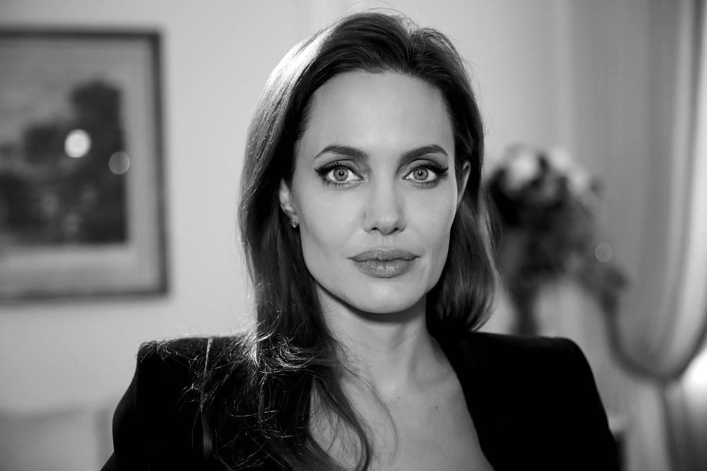 #paris Angéline Jolie devant mon objectif #interview et portrait #50minsinde pour @tf1 #Maléfique sortie 28 mai