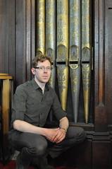 The organ display pipes 2