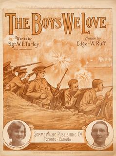 The Boys We Love / Les garçons que nous aimons