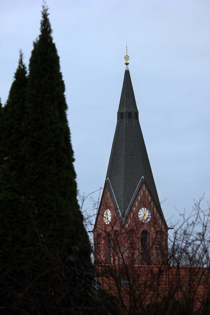St Heinrich Kirche Kiel