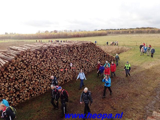 2016-11-16    3e Rondje-WolfHeze   25 Km  (155)