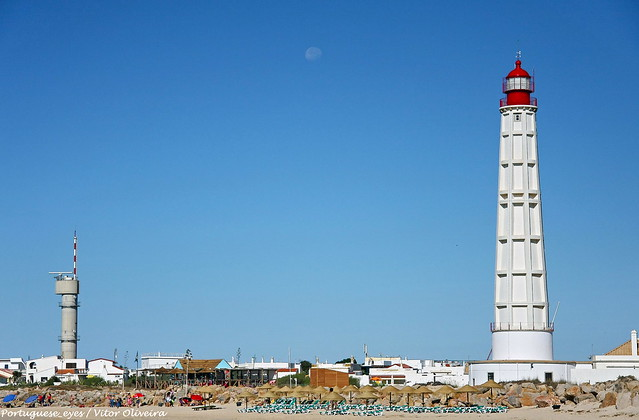 Praia da Ilha do Farol - Portugal