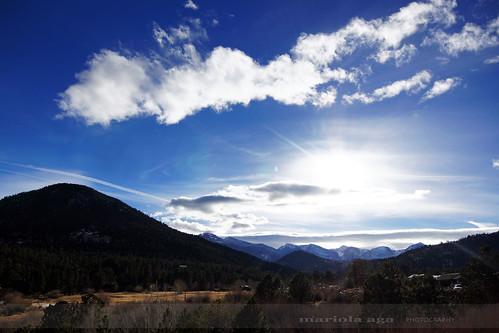 winter panorama mountains nature nationalpark colorado wideangle estespark rockymountainnationalpark thegalaxy