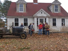 Bonney House Cleanup, 10 November 2007