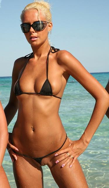best loved 908d9 ee196 Ultra mini bikini 1 | Aleksandar Acimovic | Flickr