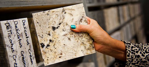 Granite Sample Library