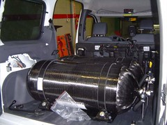 Ford Transit CNG High Pressure System