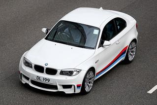 BMW, 1M, Central, Hong Kong
