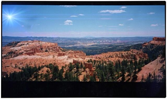 Bryce Canyon ~ Utah ~ USA Trip ~ My Old 35 mm Film