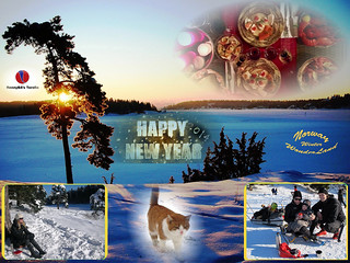 Happy New Year 2014 from Norway | by RennyBA