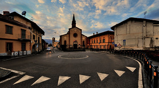 a roundabout - Saluzzo ( Explore ) | by rinogas